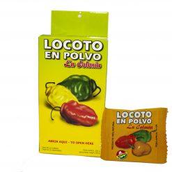 1119_Locoto en Polvo La Colonia 12 x 250 gr (25 sobres)