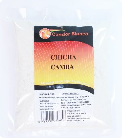 1320_Chicha Camba Cóndor Blanco 10 kg B