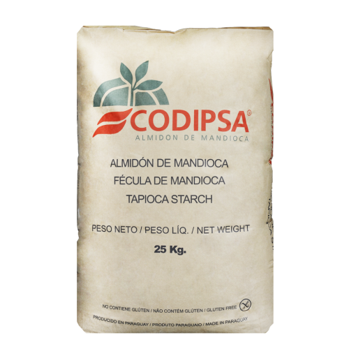 1322_Almidón de Yuca Codipsa 25 kg.