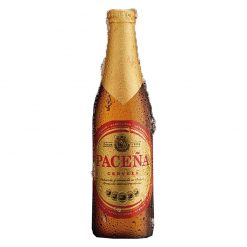 1404 Cerveza Pacena Botella 24 x 350 ml. R