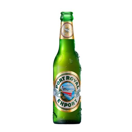 Cerveza PORT ROYAL Botella 24 x 355 ml.