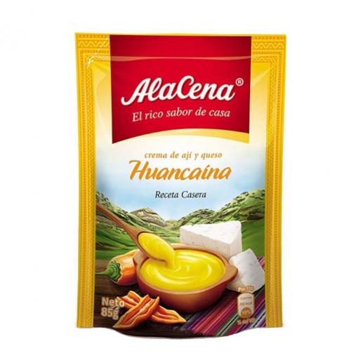 Salsa Huancaína ALACENA 24 x 85 gr