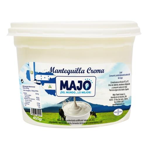 Mantequilla Crema MAJO 12 x 450 gr