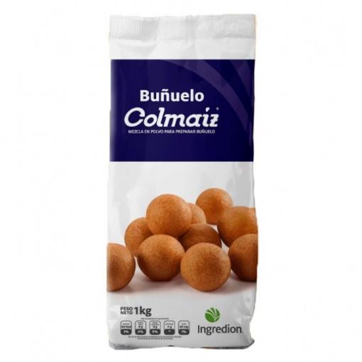 COLMAIZ Buñuelos 25 x 1kg
