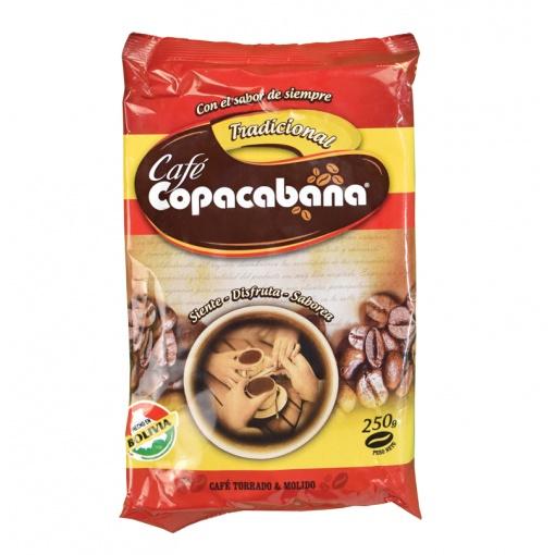 Café Molido COPACABANA 24 x 250