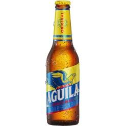 Cerveza ÁGUILA Botella 30 x 330 ml