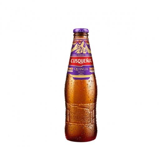 Cerveza CUSQUEÑA Quinoa 24 x 330 ml