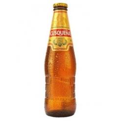 Cerveza CUSQUEÑA Rubia 24 x 330 ml