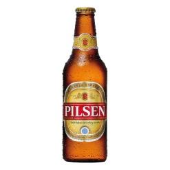 Cerveza PILSEN 24 x 330 ml. (Uruguay)