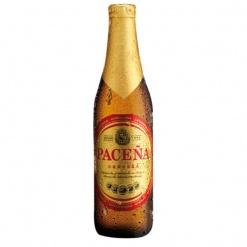 Cerveza PACEÑA Botella 24 x 350 ml