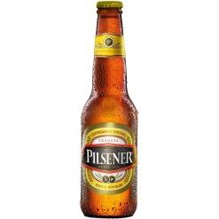 Cerveza Pilsener Botella 24 x 330 ml. (Ecuador)