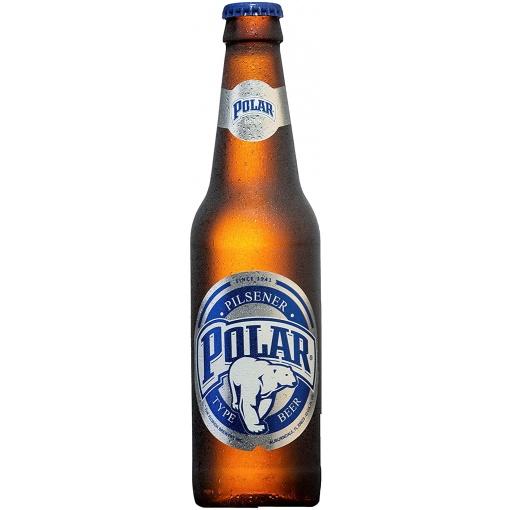 Cerveza Polar Botella 24 x 355 ml.