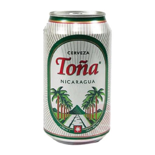 Cerveza TOÑA Lata 24 x 350 ml.