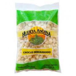Choclo Desgranado HUERTA ANDINA 15 x 1 kg