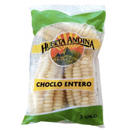 Choclo Entero HUERTA ANDINA 14 x 3 und