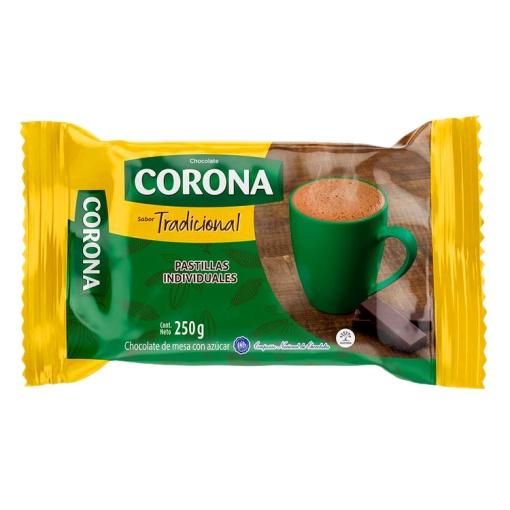 Chocolate CORONA 50 x 250