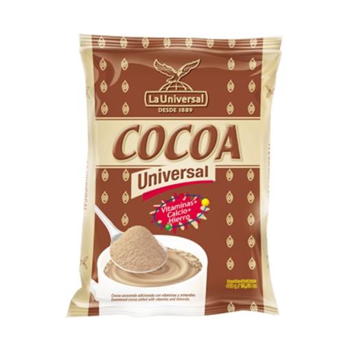 Cocoa en Polvo LA UNIVERSAL 27 x 420 gr.