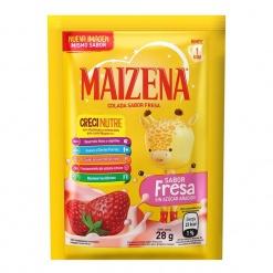 Coladas Fresa MAIZENA Display 12 x 18 und. x 28 gr