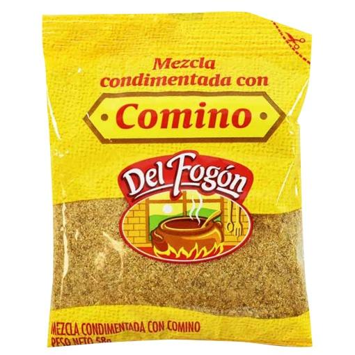 Comino Molido DEL FOGÓN 3 x 12 und. (Display 12 x 58gr.)