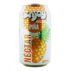 ENJOY Néctar de Piña 12 x 330 ml.