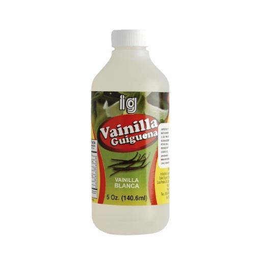Esencia vainila blanca GUIGUENA 72 x 140 ml