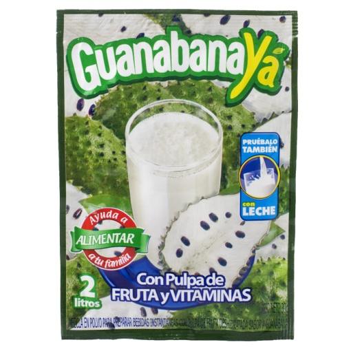 Familia YA Guanábana Display 8u