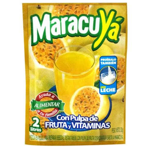 Familia YA Maracuyá Display 8u.