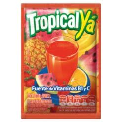 Familia YA Tropical/Salpicón Display 8u