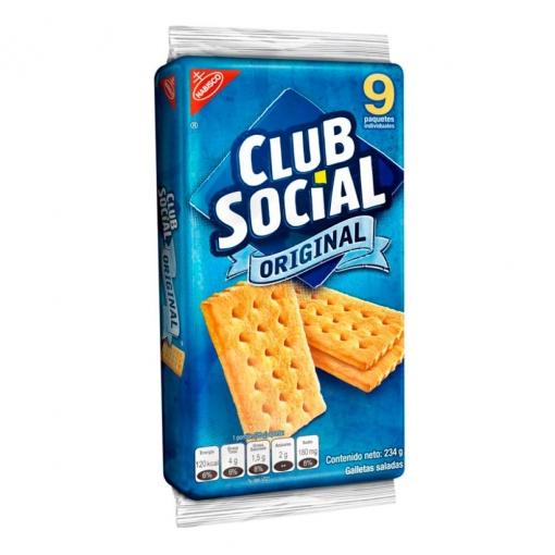 Galleta Club Social 24 (9x26gr)
