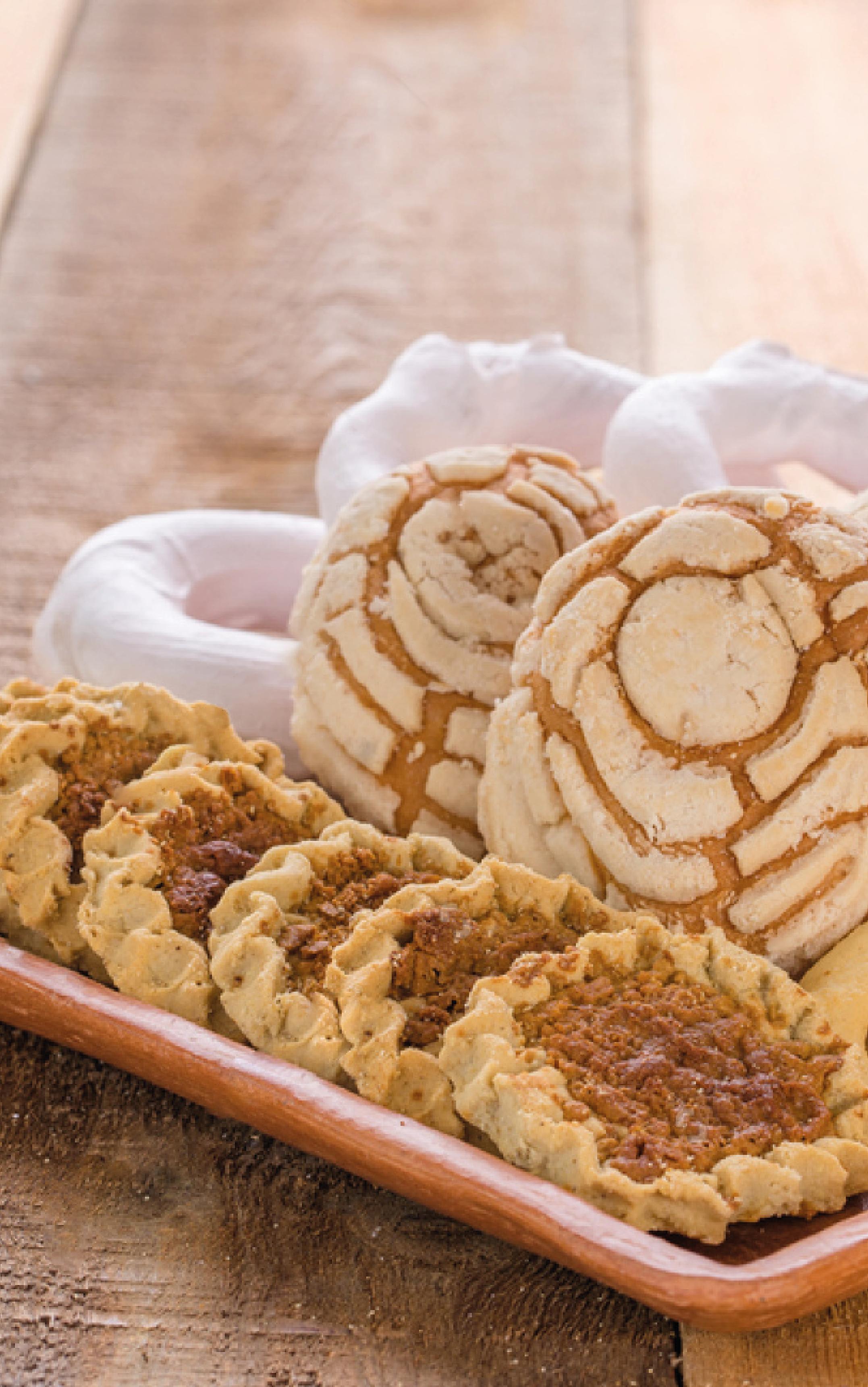 Panadería y Galletas