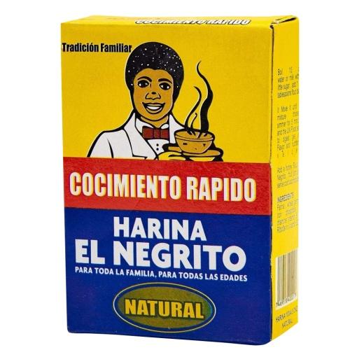 Harina de Maíz EL NEGRITO 50 x 250 gr