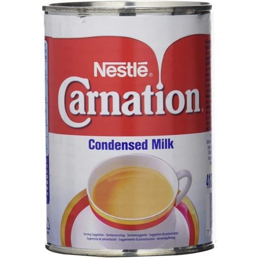 Leche Evaporada CARNATION 12 x 410 ml