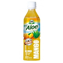 MY ALOE Vera Mango 20 x 500 ml