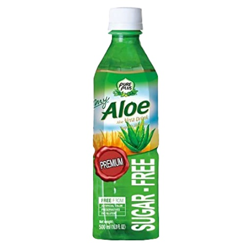 MY ALOE Vera Original 20 x 500 ml