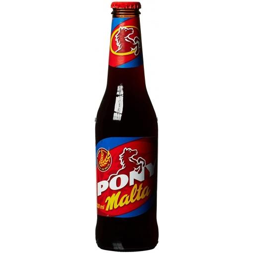 PONY Malta Botella 24 x 330 ml.