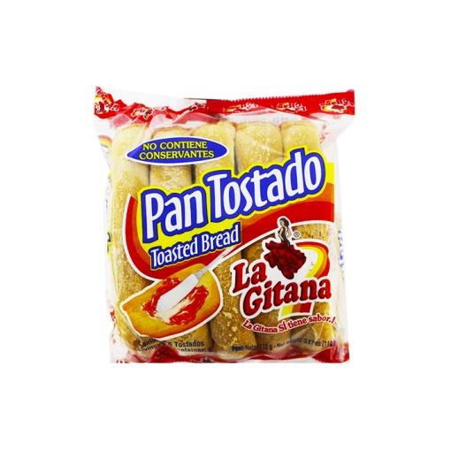 Pan Tostado LA GITANA 36 x 110 gr