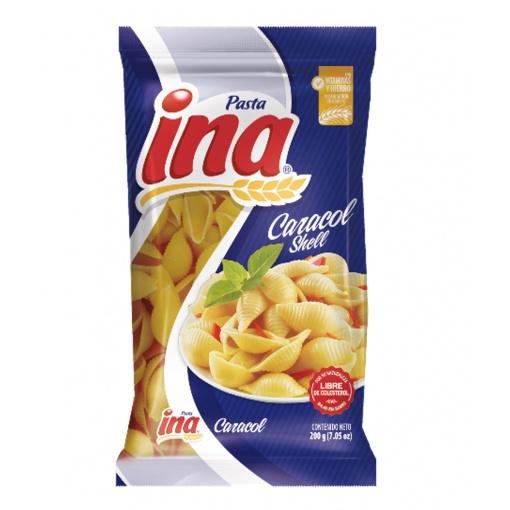 Pasta Caracol INA 20 x 200g