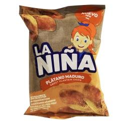 Platanitos Dulces LA NIÑA 24 x 75 gr