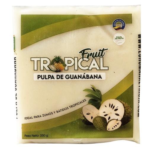 Pulpa de Guanábana FRUIT TROPICAL 12 x 250 gr.
