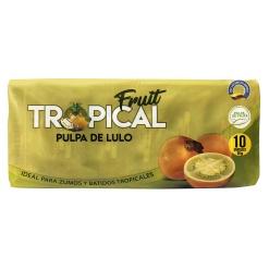 Pulpa de Lulo FRUIT TROPICAL 8 x 900 gr. (10 x 90 gr.)
