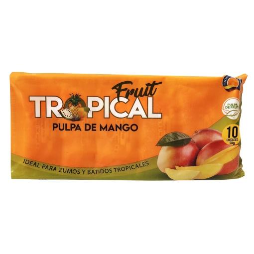 Pulpa de Mango FRUIT TROPICAL 8 x 900 gr. (10 x 90 gr.)