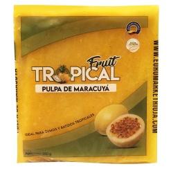 Pulpa de Maracuyá FRUIT TROPICAL 12 x 250 gr.