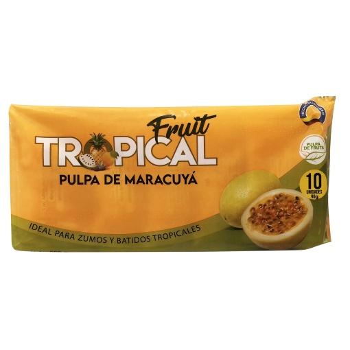 Pulpa de Maracuyá FRUIT TROPICAL 8 x 900 gr. (10 x 90 gr.)
