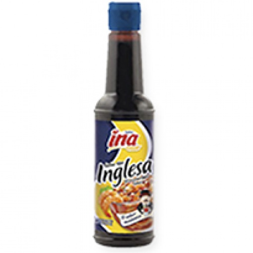 Salsa Inglesa INA 48 x 148 ml