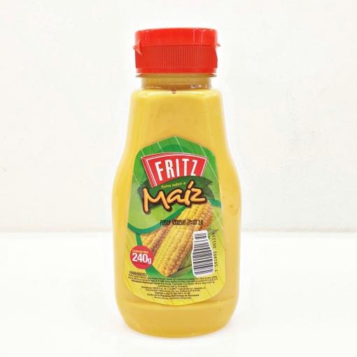 Salsa de Maíz FRITZ 24 x 240 gr