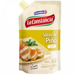Salsa de Piña LA CONSTANCIA 24 x 200 gr