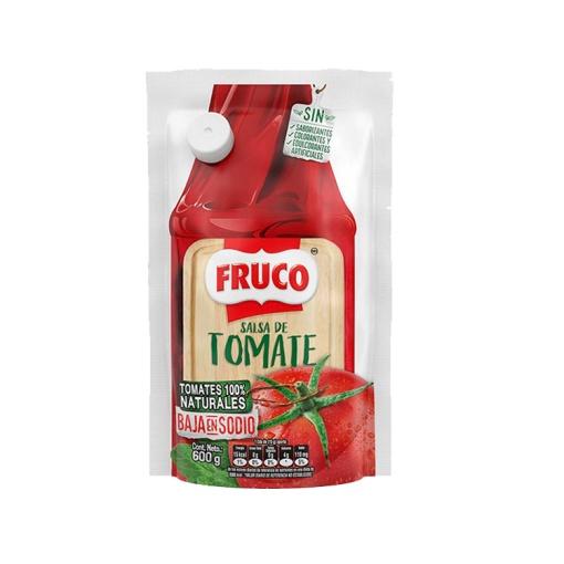 Salsa de Tomate FRUCO Doy- Pack 24 x 190 gr