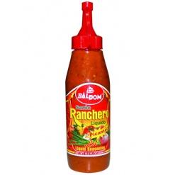 Sazón Ranchero Líquido Picante BALDOM 24 ud x 450 ml