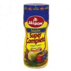 Sazón Ranchero Supercompleto BALDOM 24 x 255 gr