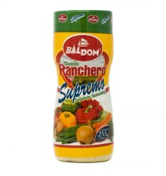 Sazón Ranchero Supremo BALDOM 24 x 255 gr